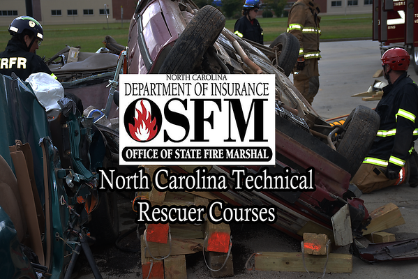 North Carolina State Fire Marshall Courses
