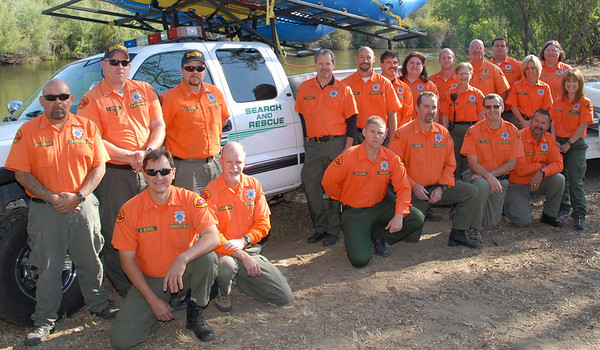 Bakerfield SAR Team