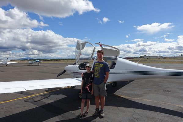 Brady & Ethan July 2016