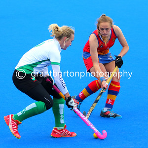 Investec Women's Hockey League Semi-Finals - Canterbury v Uni of Birmingham
