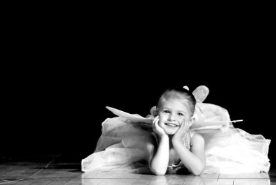 Lacy's First Dance Recital