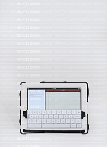 Seattle-based Touchfire's innovative keyboard and case designs for the Apple iPad