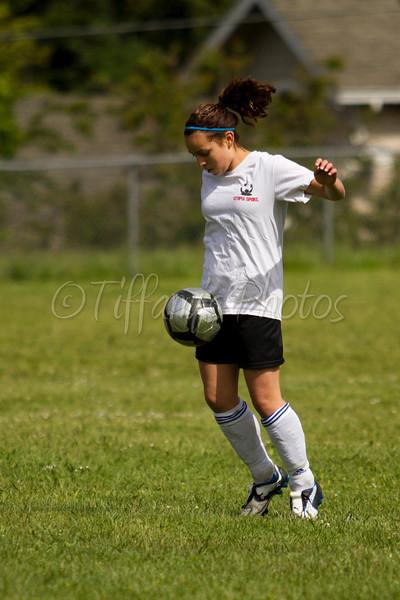 Girls Soccer Emily's Cup 6v6 - Miranda