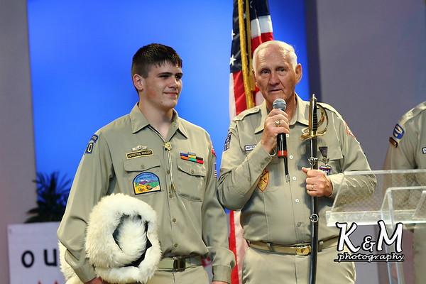 2011-04-03 Scott Jamison - Gold Medal of Achievement