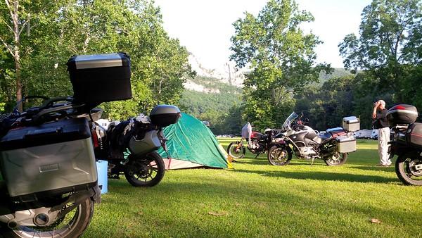 Seneca Rocks July 2015