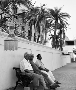 Pondicherry promenades