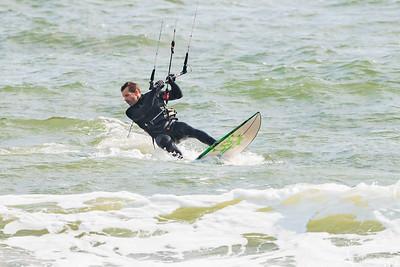 Kite Surfing Long Beach, NY 10-18-20
