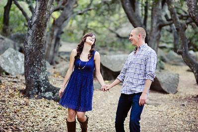 Michaele and Matt's Engagement (Kelsey)