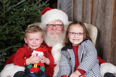Old Towne Santa (November 26, 2012)