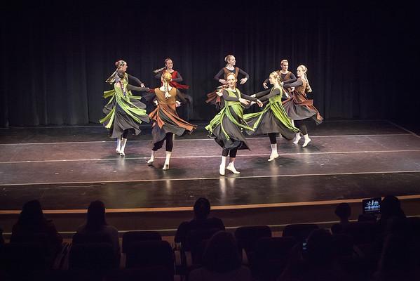 Dance To Glory Dress Rehearsal 2014