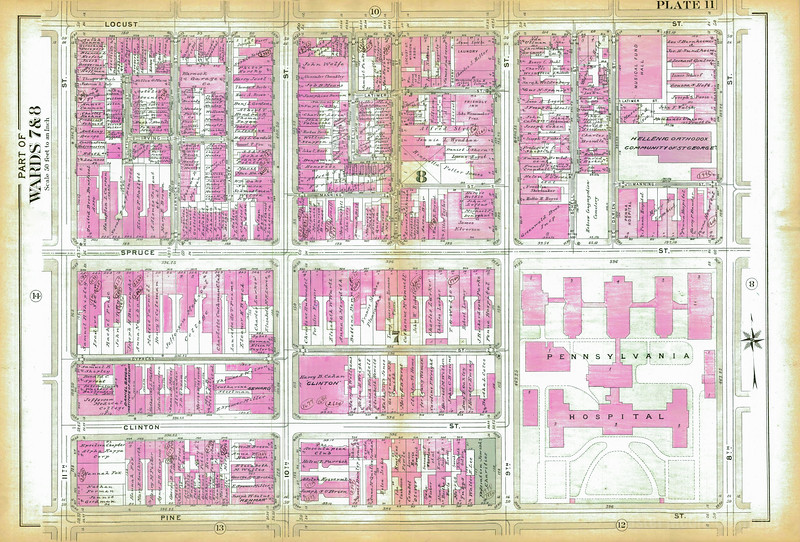 Philadelphia Maps