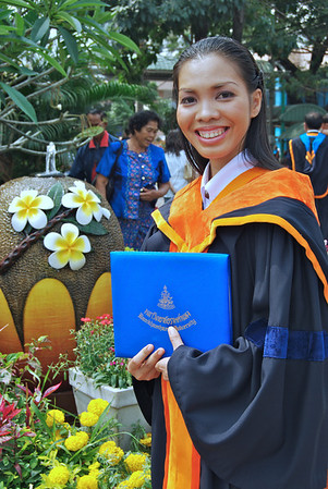 Marissa (Lek) Graduation