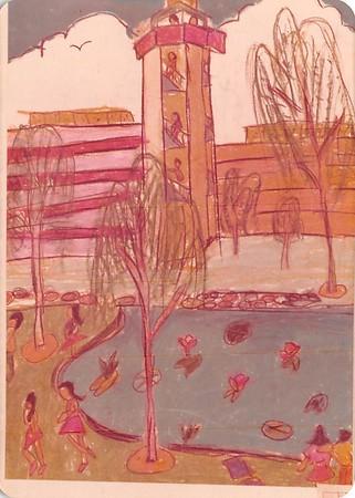 1986 Children s Art Work