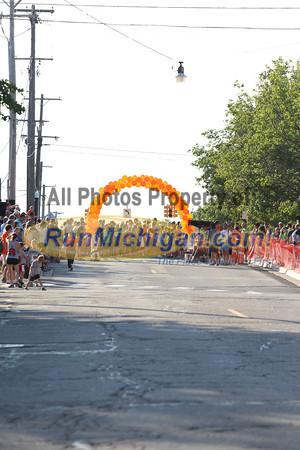 1 Mile Start - 2013 Howell Melon Run