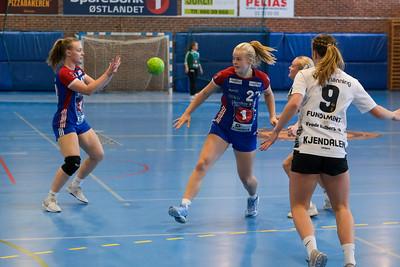 LFH09 mot Elverum junior, 18.10.2020