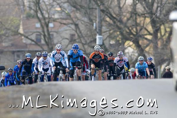 Strasburg Road Race - Strasburg PA 3-15-2008