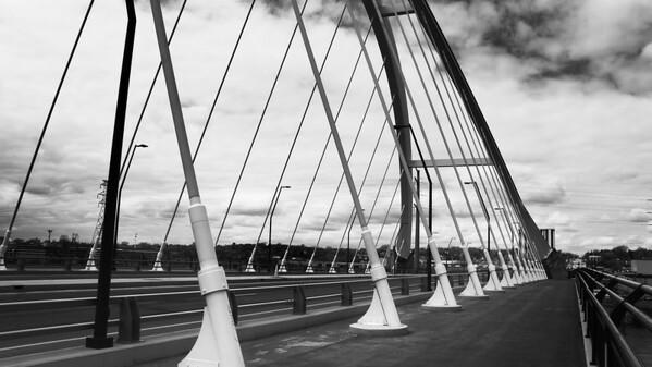 On the Lowry Bridge