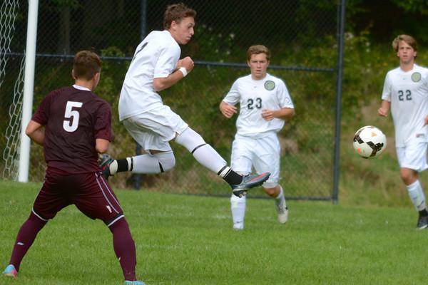 JV Soccer v St. Benedicts