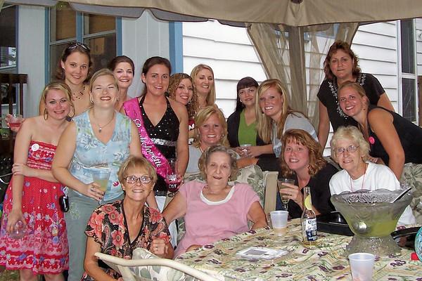 2007 Cottage Crawl / Sweet16 / Bachelor(ette) Parties