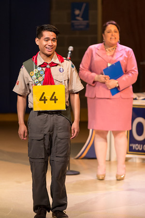 The 25th Annual Putnam County Spelling Bee - Top 25