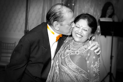 Happy 50th Anniversary Rajni and Daksha