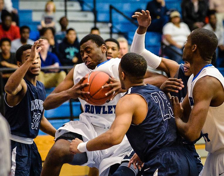 Basketball Boys Varsity vs  Lamar 01-21-14-9
