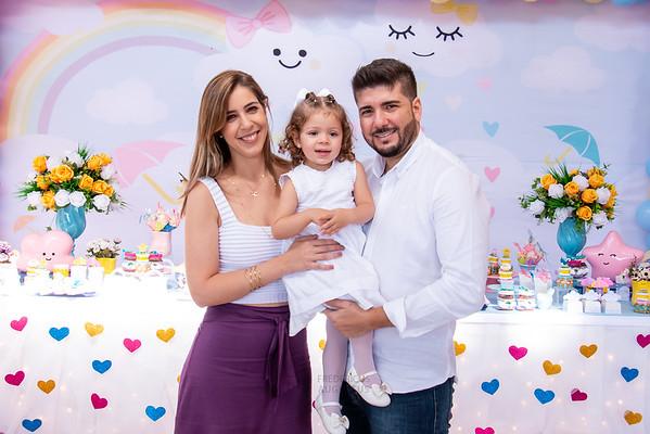 Festa de Chuva de Amor no Bretas Kids da Cecilia