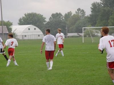 2005-2006 - 8/20/2005 vs Alumni (Scrimmage)