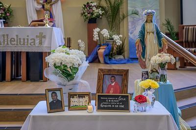 Memorial Mass for Fr. Jude Irole