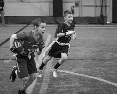 Josh Flag Football 01/28/2017 # 1