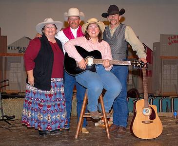Fifteenth Annual Chautauqua Hills Ol'Time Cowboy Poet Gathering Sedan Kansas