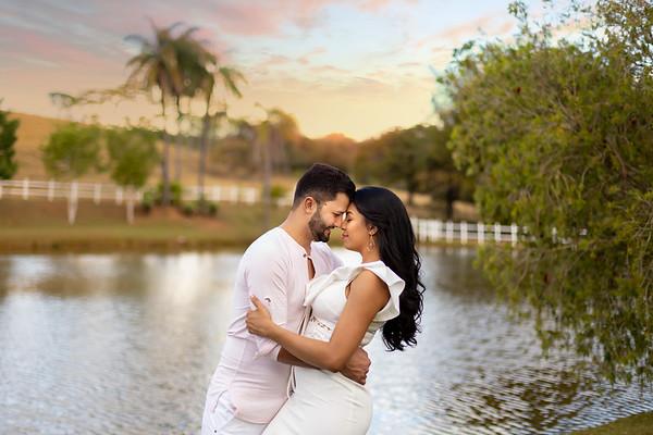 Ensaio de Pré Casamento no Espaço Shangrila