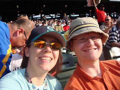 Mariners Game June 5 2009