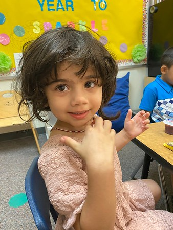 Early Childhood First Day of School - 2020
