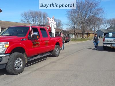 Elrosa Easter Bunny visit 04-11
