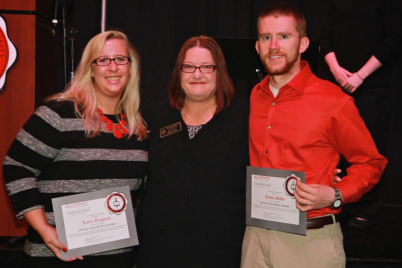 The IRS-VITA Award: Katie Biggers and Kevin Mills