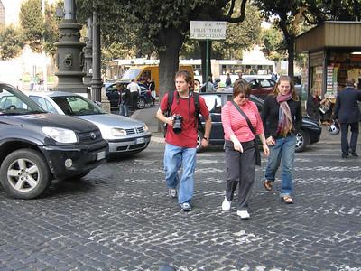 2007 Italy Family Vacation