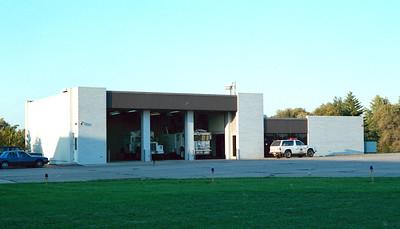 GREATER PEORIA AIRPORT FIRE DEPARTMENT  -  PEORIA