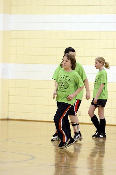 Russell YMCA Soccer spring 09