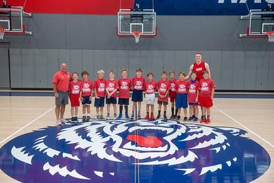 Men's Basketball Camp week of June 14