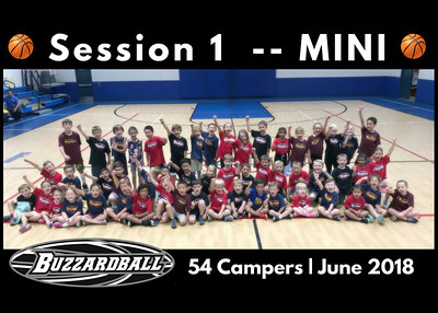 SESSION 1 | Mini | 54 Campers