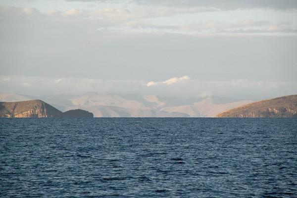 Lake Titicaca, from Puno to Yunguyo, Peru - June 2011