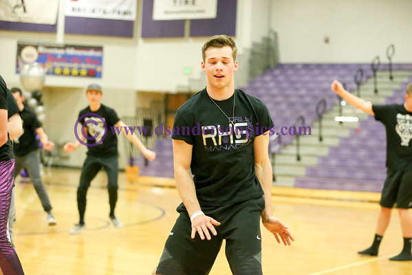 2016 03 30 RHS BIG DAWGS DANCE ROUTINE
