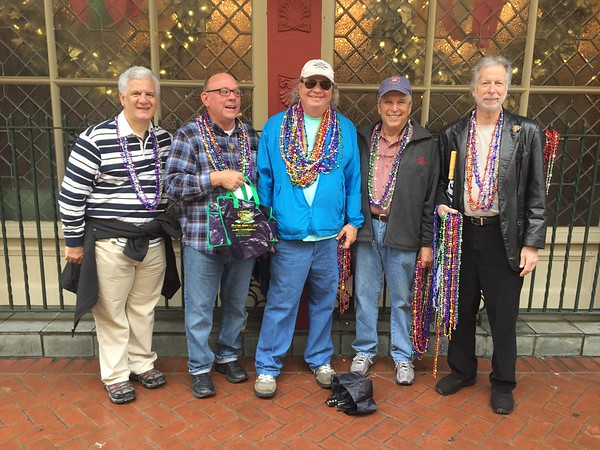 2016-12-30 New Orleans & New Year & Sugar Bowl