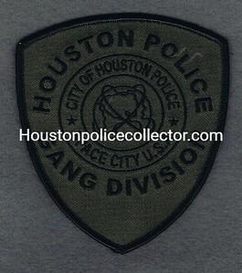 Gang Division