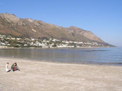 South Africa: Day trip to Hermanus (2009)