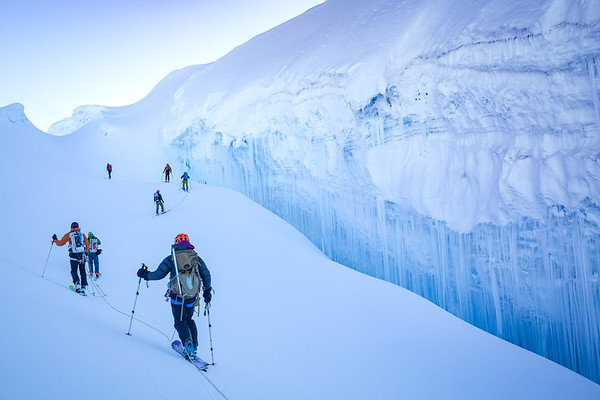 Peru Ski Mountaineering