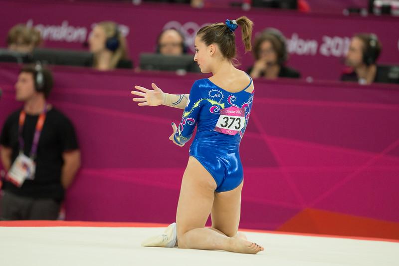 __02.08.2012_London Olympics_Photographer: Christian Valtanen_London_Olympics__02.08.2012_D80_4468_final, gymnastics, women_Photo-ChristianValtanen
