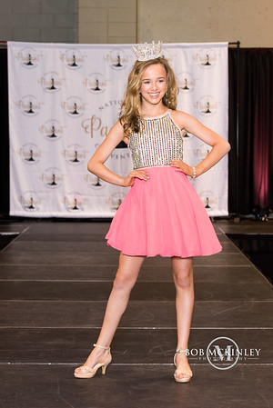 National Pageant Convention Runway