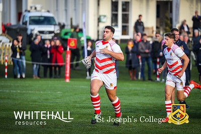 Match 3 - Kirkham Grammar School VS St Josephs College